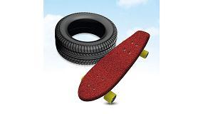 Foto de ¿Sabías que… se pueden fabricar monopatines reciclando el caucho de los neumáticos usados?