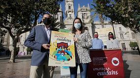 Foto de El Ayuntamiento de Valencia y Acciona repartirán mascarillas reutilizables en los barrios de menor renta
