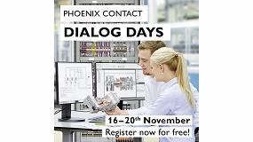 Foto de Phoenix Contact celebra una nueva edición de sus Dialog Days