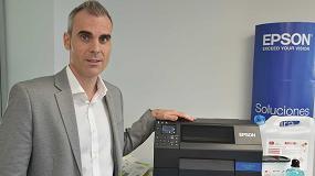 Foto de Entrevista a Jordi Yagües, business manager de Epson Ibérica