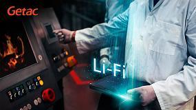 Foto de Getac lleva la tecnología LiFi integrada a la informática móvil robusta