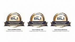 Foto de Keypoint Intelligence premia a Canon con tres galardones en el certamen de Buyers Lab