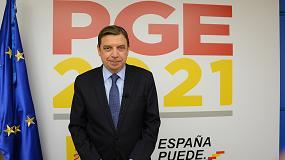 Foto de El presupuesto del MAPA para 2021 es de 8.496,2 millones de euros