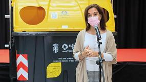 Foto de Getafe recompensará a la ciudadanía por reciclar envases gracias al programa Reciclos
