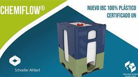 Foto de Schoeller Allibert presenta Chemiflow, un contenedor IBC 100% plástico reutilizable