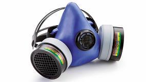Foto de Safetop lanza la nueva semimáscara Euromask 37400-P3 con filtros P3