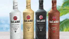 Foto de Bacardi presentará una botella para bebidas alcohólicas 100% biodegradable