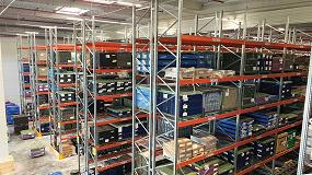 Foto de AR Racking instala la solución de almacenaje del nuevo centro logístico de 41.000 metros cuadrados de Seifert
