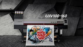 Foto de Mimaki lanza la nueva gama 100 Series, compuesta por dos impresoras inkjet rollo a rollo