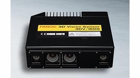 Foto de El nuevo Fanuc 3D Vision Sensor 3DV/1600 ofrece una visión más amplia