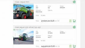 Foto de Claas eleva su participación en E-Farm, plataforma digital de certificación de equipos agrícolas