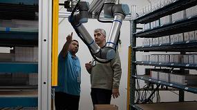 Foto de Universal Robots ayuda a DCL Logistics a aumentar un 500% su productividad