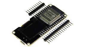 Foto de Microcontrolador con Wi-Fi y Bluetooth BLE incorporados