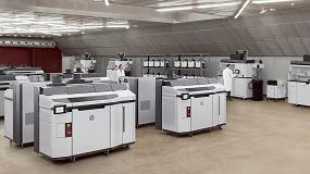 Foto de Weerg duplica su departamento 3D con una nueva estación de desembalaje automático HP