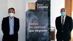 Foto de Banco Caminos y AEC unen fuerzas por la seguridad, la sostenibilidad y la conectividad de las carreteras