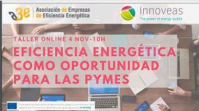 Foto de A3e organiza un taller para mejorar la eficiencia energética en las pymes