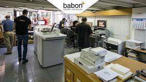 Foto de Babón+ impulsa su negocio hacia la impresión digital de vanguardia con tecnología Canon