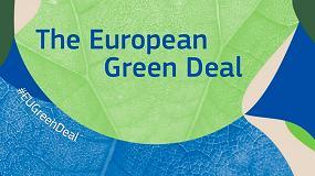 Foto de Ecolum valora positivamente el Pacto Verde Europeo y anima a las empresas españolas a presentar proyectos que refuercen la circularidad del sector