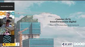Foto de La pandemia de COVID-19 acelera el proceso de digitalización en el sector de la construcción