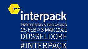 Foto de Interpack 2021 mantiene sus fechas del 25 de febrero al 3 de marzo