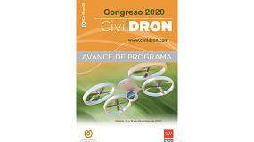 Foto de Ya está disponible el programa provisional de CivilDRON'20