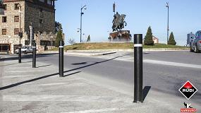 Foto de La gama de equipamiento urbano de Rubi-Kanguro colabora con la Economía Circular
