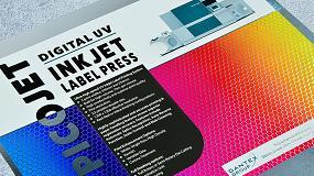 Foto de Dantex PicoJet UV Inkjet: tecnología de Pinning LED entre color y color