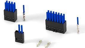 Foto de TE Connectivity libera espacio en las placas de circuito impreso