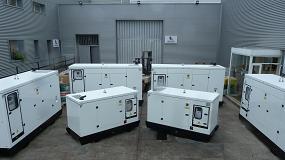 Foto de Transdiesel presenta la gama industrial de generadores con motor John Deere