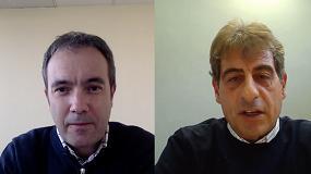 Foto de VídeoEntrevista a José Antonio Pavón, presidente de Anedi: