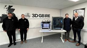 Foto de 3DGBire, nuevo distribuidor en Reino Unido e Irlanda de BCN3D