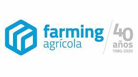 Foto de Farming Agrícola celebra su 40 aniversario en plena expansión
