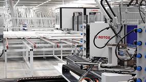 Foto de Aptec ofrece la línea idónea para la fabricación de ventanas