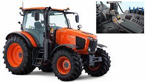 Foto de Kubota presenta la nueva serie M6002 a concesionarios y distribuidores