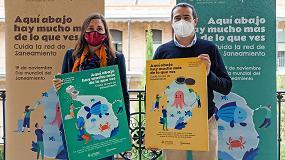 Foto de Acciona y el Ayuntamiento de Valencia conciencian sobre el valor de la red de saneamiento en la ciudad