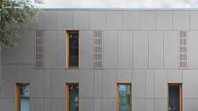 Foto de Equitone [linea] aúna diseño y sostenibilidad en un material singular