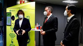 Foto de Comienza la implantación en España de máquinas que recompensan por reciclar