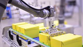 Foto de Robótica colaborativa para 'Machine Tending', en la Jornada de Digitalización