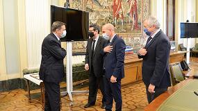 Foto de Provacuno y el Ministerio profundizan en la importancia de los mercados internacionales