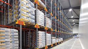 Foto de AR Racking equipa el almacén de frío del proveedor de servicios industriales AUTAA