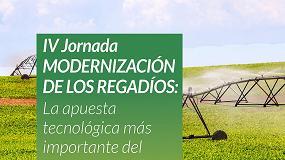 Foto de Modernización de regadíos: el futuro está en la digitalización y las energías renovables