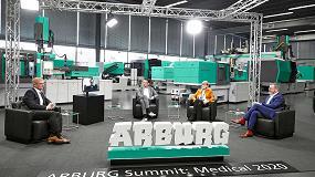 Foto de Más de 400 expertos se dan cita en Arburg Summit: Medical 2020
