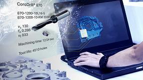 Foto de Sandvik Coromant y Autodesk Fusion 360 resolverán los retos del mecanizado con herramientas CAM