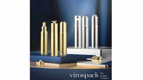 Foto de Virospack presenta un nuevo cuentagotas con funda de metal