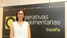Foto de Jerónima Bonafé, nueva vicepresidenta del Grupo de Trabajo de Mujeres del COPA-COGECA
