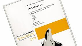 Foto de La gestión preventiva de Iscar Ibérica, accésit en los Premios MC Mutual 'Antonio Baró'