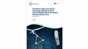 Foto de El sector de la eólica marina flotante podría crear 50.000 puestos de trabajo en España y Portugal hasta 2030