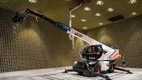 Foto de Bobcat presenta su nueva generación de manipuladores telescópicos giratorios
