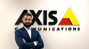 Foto de Pablo Sastre, nuevo National Sales Manager para España y Portugal de Axis Communications