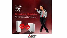 Foto de Mitsubishi Electric, partner tecnológico de la 'Javier Fernández Academy'